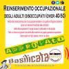 Reinserimento occupazionale degli adulti disoccupati (over 40-50)