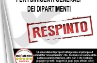 TRASPARENZA E RENDICONTAZIONE PER I DIRIGENTI