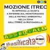 Mozione Itrec Rotondella