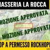 Stop a permesso masseria la rocca della Rockopper
