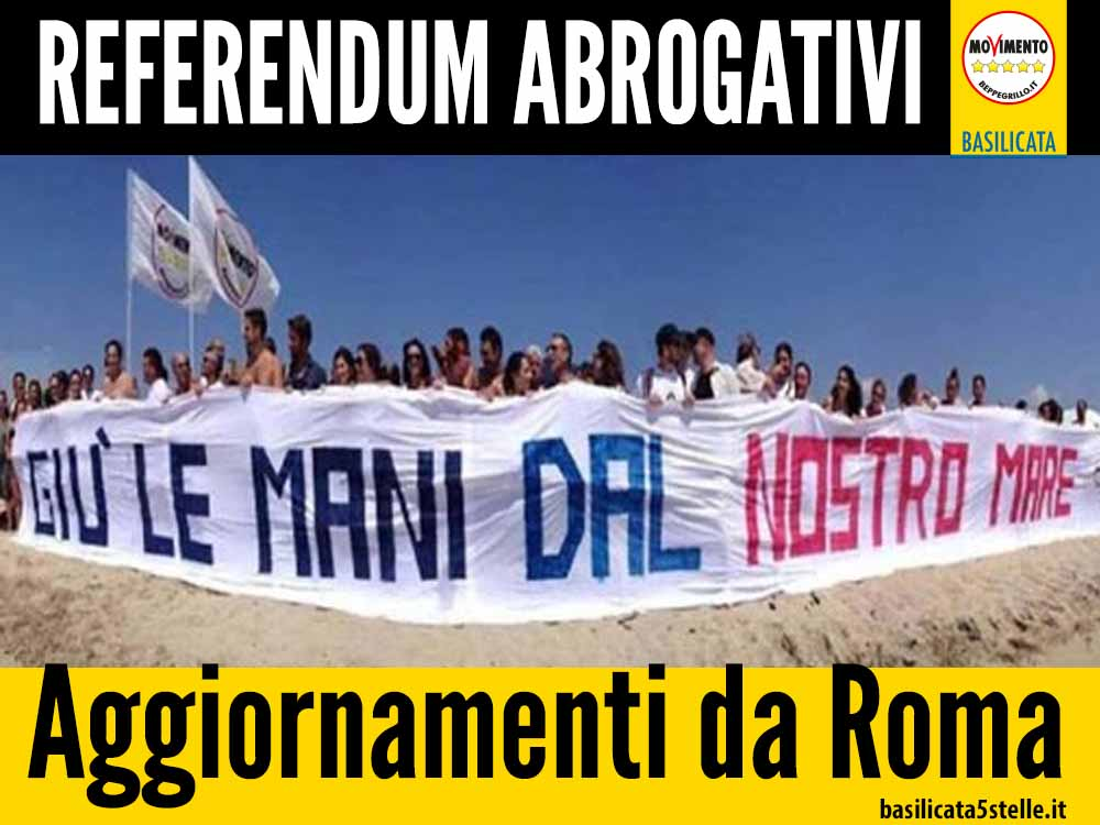 Referendum anti trivelle