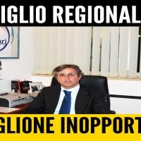 Nomina inopportuna da parte dell'Ufficio di Presidenza della Regione Basilicata