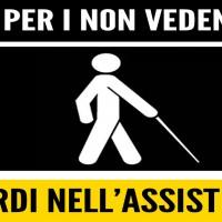 Disservizi ai disabili visivi: Pittella corra subito ai ripari!