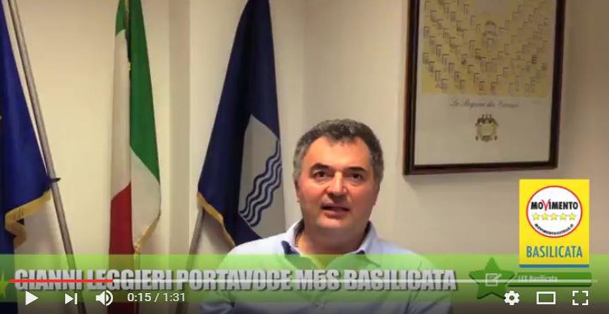 Leggieri: PdL di modifica conferimento incarico di Coordinatore Informazione del Consiglio Regionale