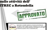 Tavolo Trasparenza ITREC