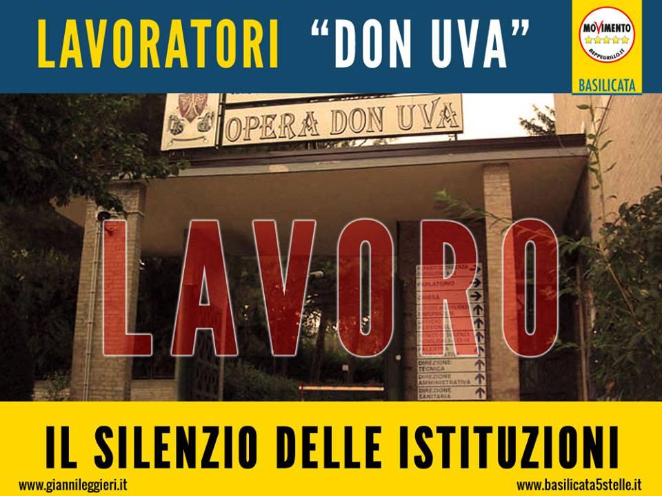lavoratori Don Uva