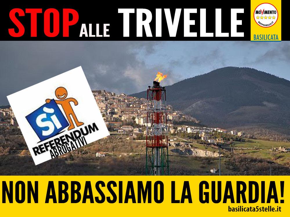 Referendum Petrolio