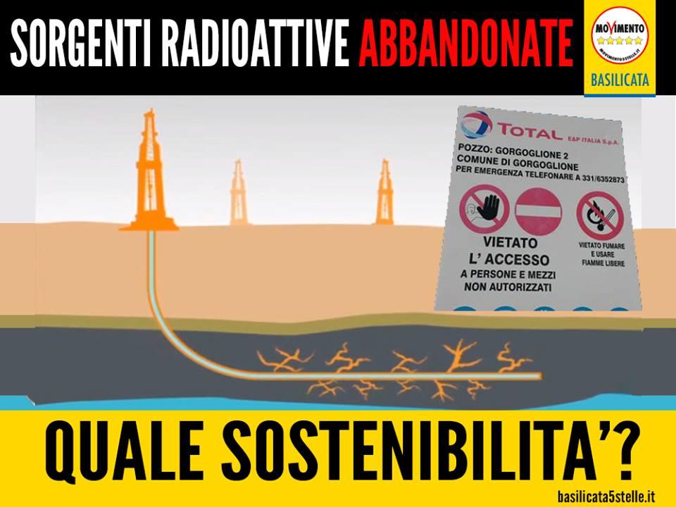 radioattivita basilicata
