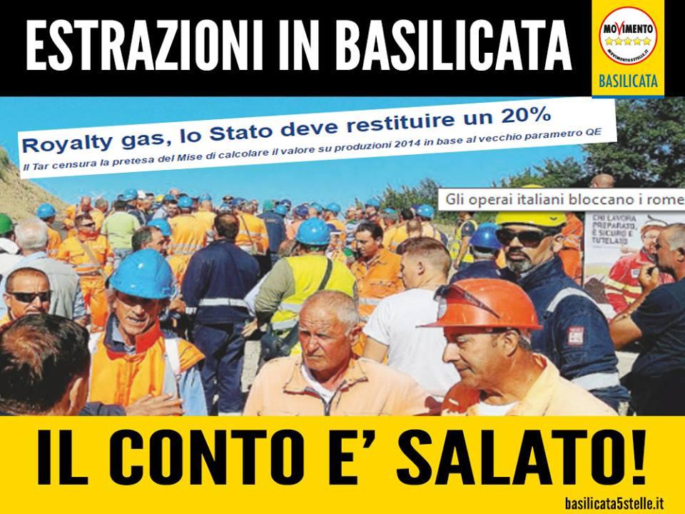 Petrolio in Basilicata