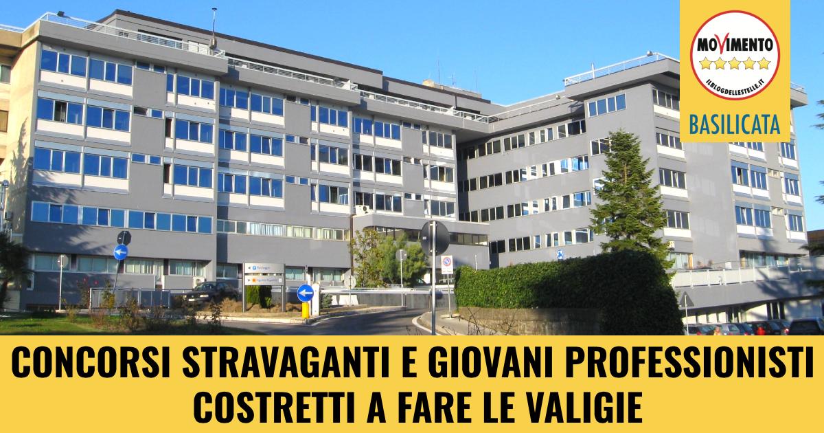 sd - CONCORSI STRAVAGANTI E GIOVANI PROFESSIONISTI COSTRETTI A FARE LE VALIGIE.